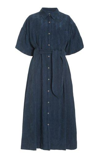Ayao Crepe Maxi Dress