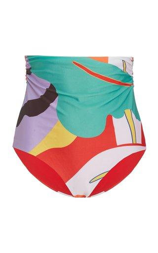 Bobbi High-Waisted Bikini Bottom
