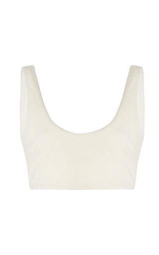Lira Solid Bikini Top