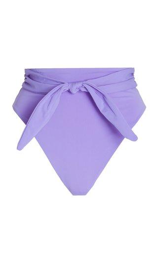 Goldie Tie-Waist Bikini Bottom