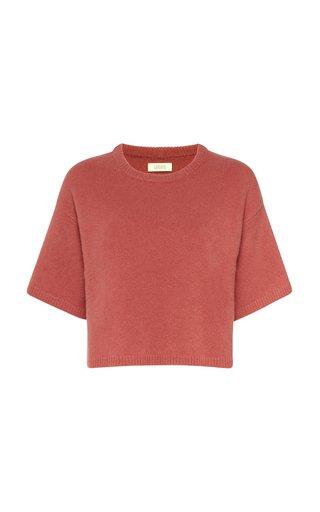 Cashmere-Silk T-Shirt
