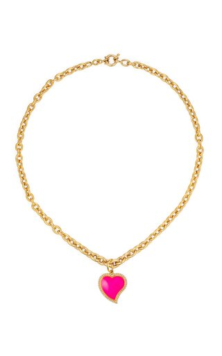 18K Yellow Gold Ready 2 Enlarge Necklace