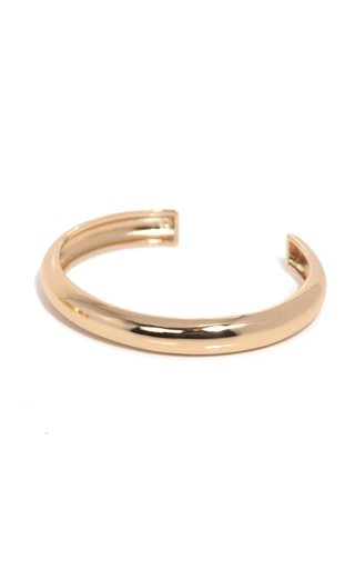 Gold-Plated Demi Varro Cuff
