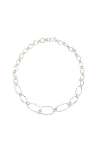 Wisteria Silver Necklace