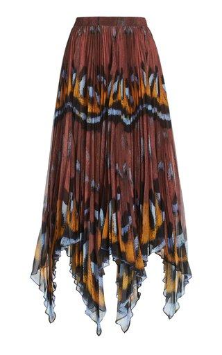 Isobel Printed Skirt