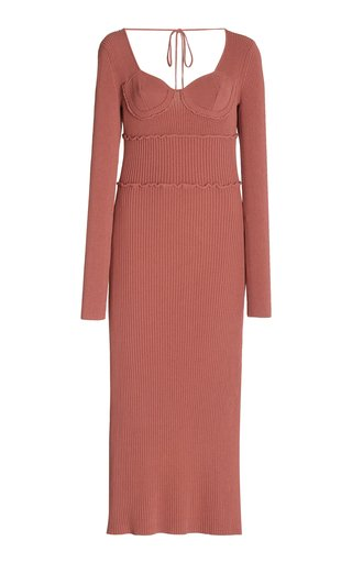 Louisa Knit Maxi Dress