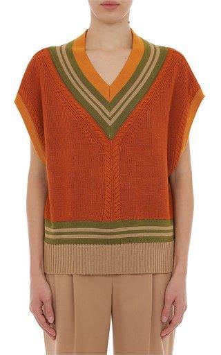 Extra Fine Merino Wool Vest