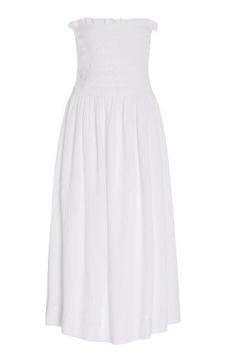 Billie Organic Cotton Midi Dress
