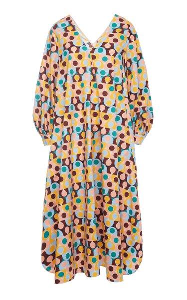 Bali Printed Cotton Dress