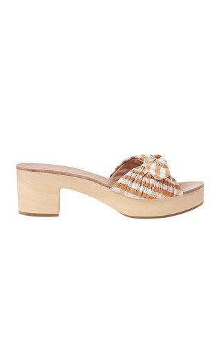 Regina Clog Sandals