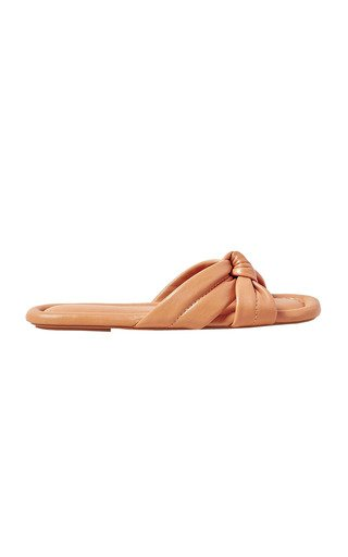 Polly Puffy Knot Sandals