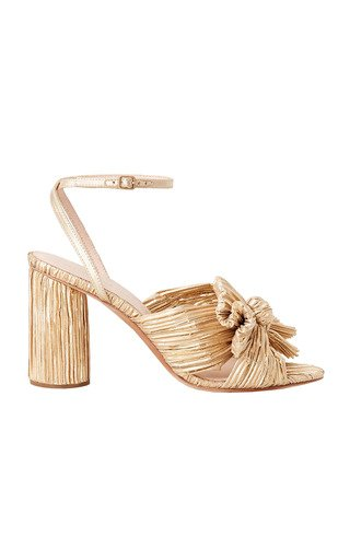 Camellia Knotted Sandals