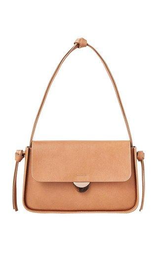 Maggie Leather Shoulder Bag