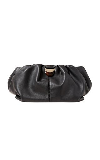 Analeigh Leather Clutch