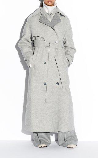 Colette Wool-Cashmere Coat