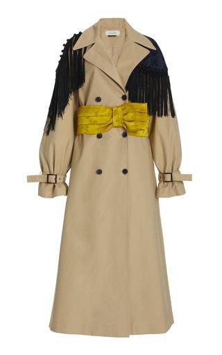 Marshall Oversized Trench Coat