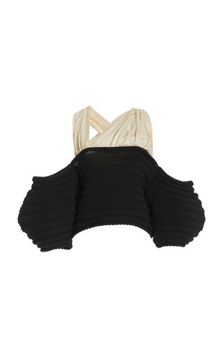 Corliss Off-The-Shoulder Sweater
