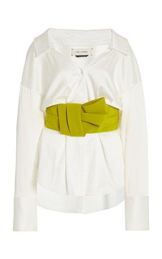 Bryn Obi Tunic Shirt