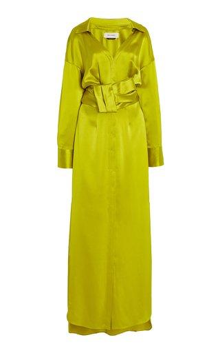 Maribelle Silk Maxi Dress