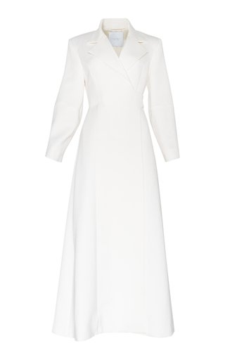 Solstice Wrapped Dress Coat