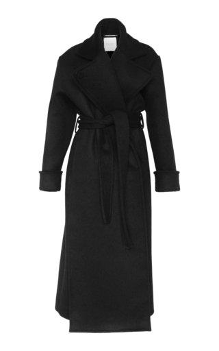 Equinox Blanket Wool Cashmere Blend Coat