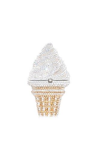 Vanilla Ice Cream Crystal Pillbox