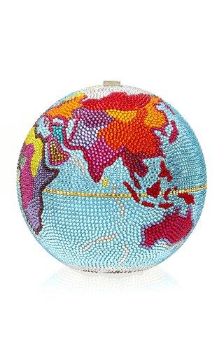 Hayden Planetarium Crystal Globe Novelty Clutch