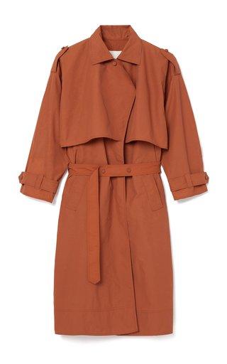 Kamala Belted Trench Coat