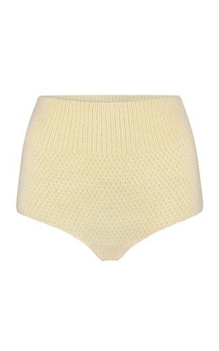 Nastya Knit Mini Shorts