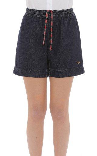 Denim Boxer Shorts