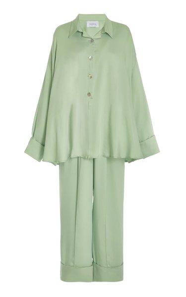 Sizeless Viscose Pajama Set