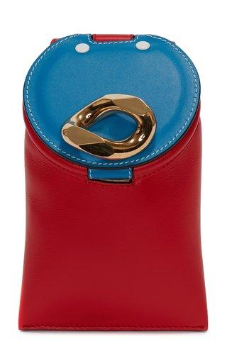 Lid Pocket Crossbody Bag