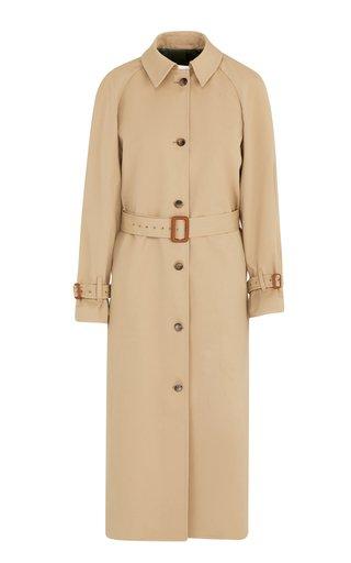 The Dust Rainproof Cotton Coat