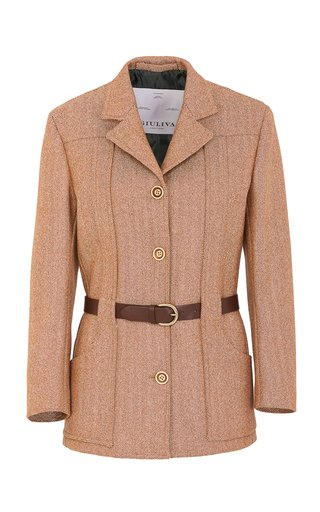 The Nora Wool Jacket