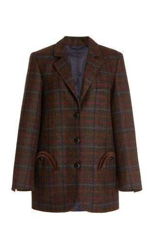Aglaia Weekend Wool Blazer
