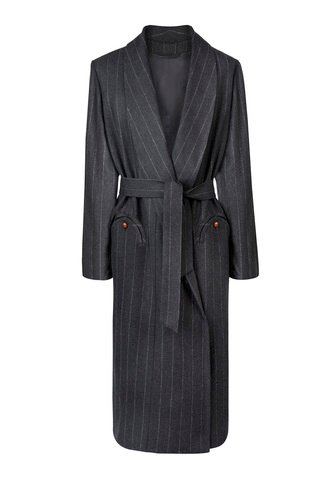 Ferien Whistler Virgin Wool-Cashmere Coat