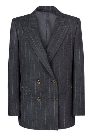 Ferien Everynight Virgin Wool-Cashmere Blazer