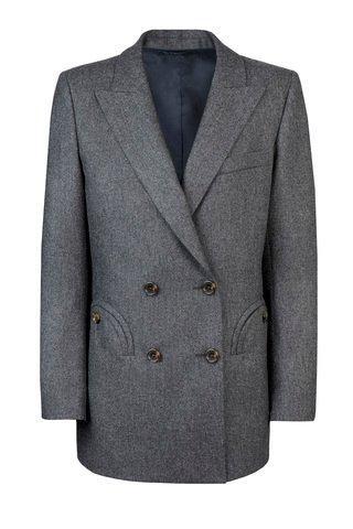 Nahlin Everyday Wool Blazer