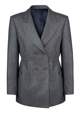Nahlin Anyway Wool Blazer