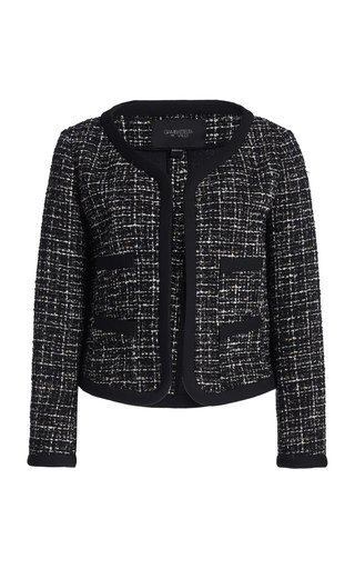 Boucle Lurex Jacket