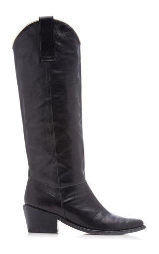 Paso Fino Leather Boots