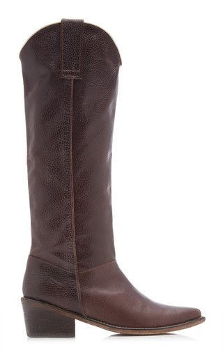Paso Fino Leather Boots