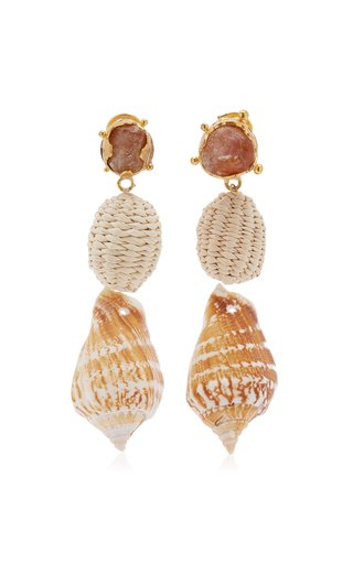 Agate Antologia Ancestral Earrings