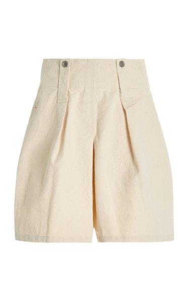 Dicochia Tailored Workwear Shorts