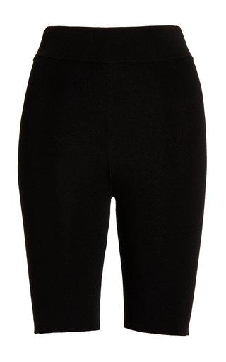 Teos Ribbed Jersey Bike Shorts