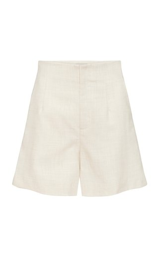 Mona Wool Shorts