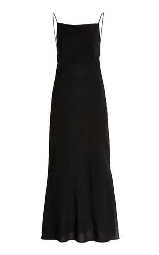 Paris Georgette Midi Dress