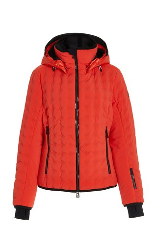 Lina Hooded Puffer Jacket