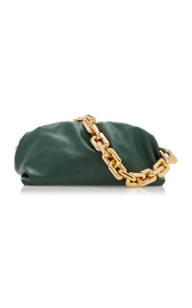 The Chain Pouch Leather Bag