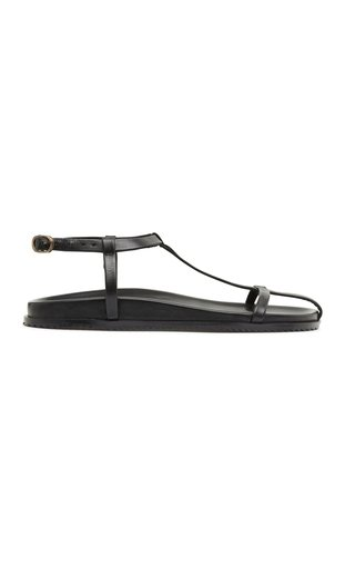 Shin Leather Sandals